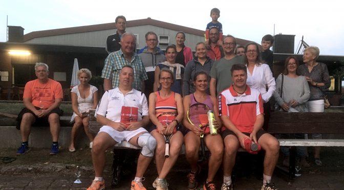 Vereinsinternes Mixed-Turnier ein Erfolg